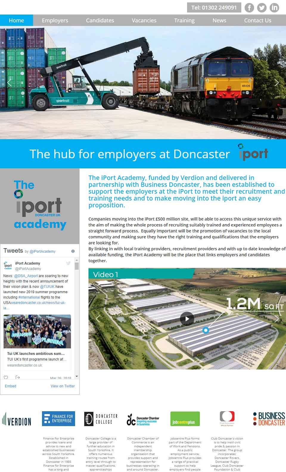 Iport Academy UK