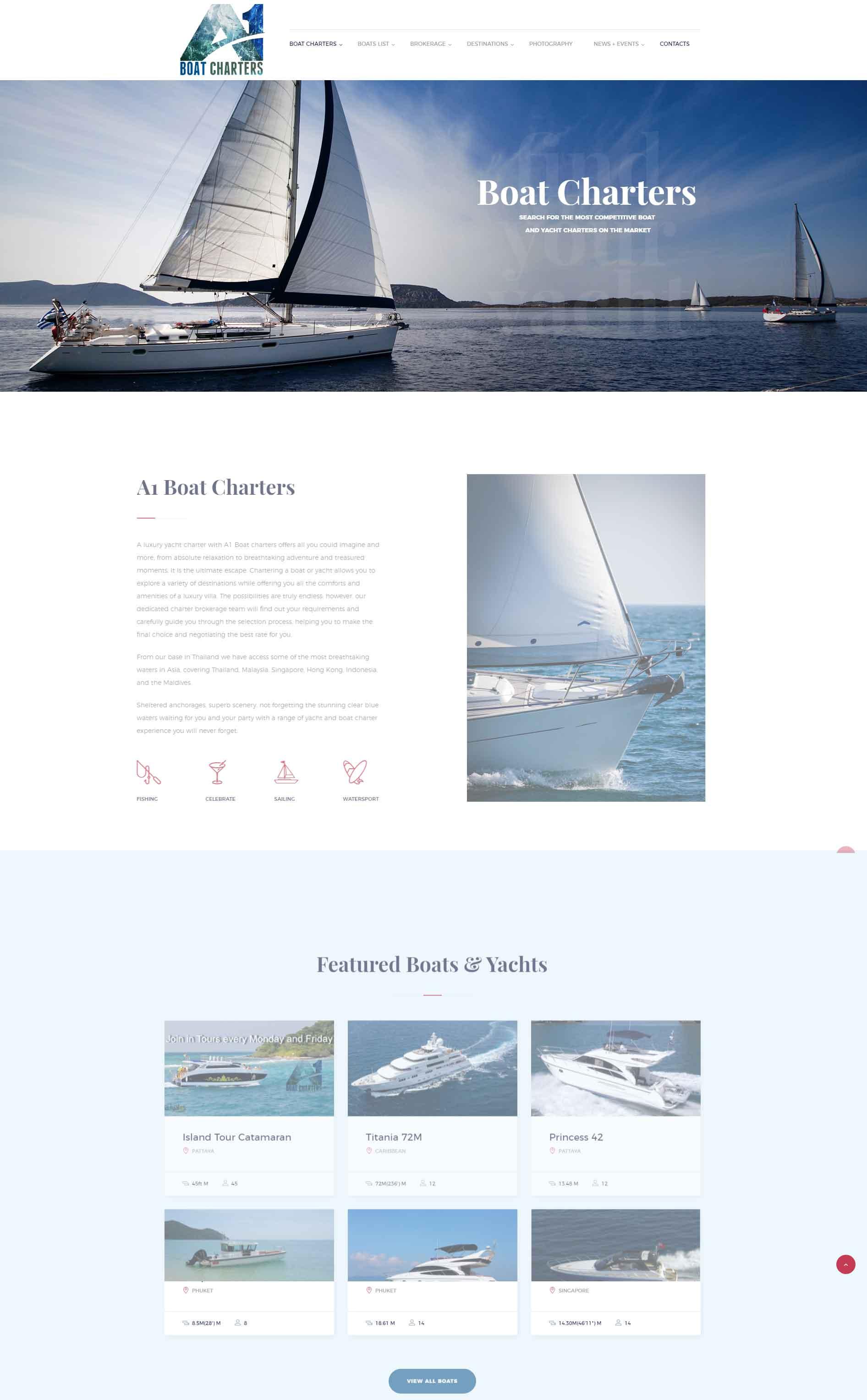 A1 Boat Charter Pattaya